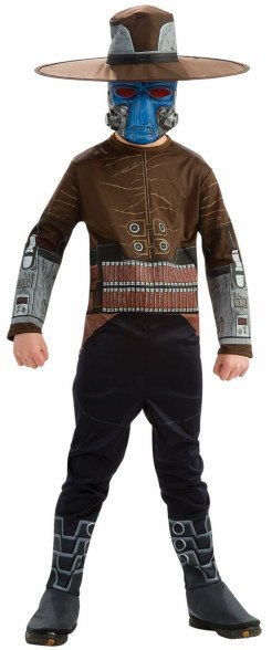 Boys Cad Bane Costume