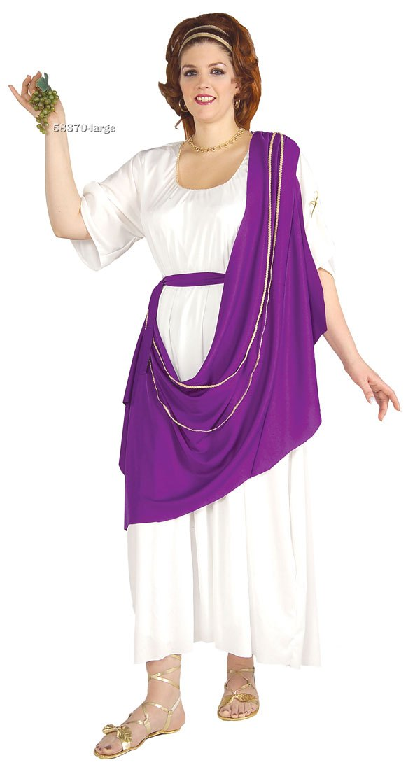 Plus Size Mighty Aphrodite Costume