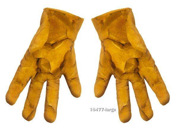 The Thing Muscle Adult Gloves