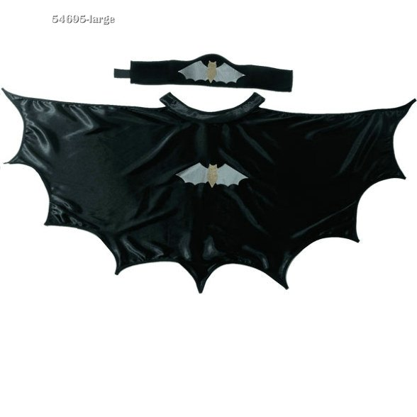 Kids Bat Costume Set