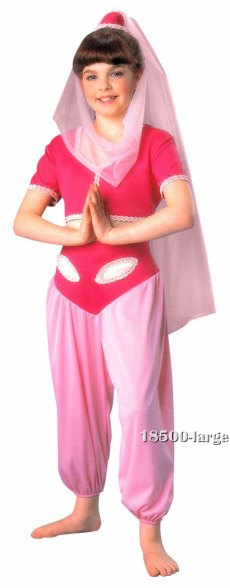 Girls I Dream of Jeannie Costume