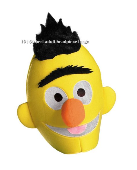 Bert Adult Headpiece