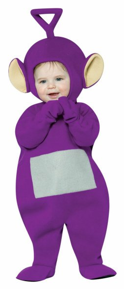 Baby Teletubbies Tinky Winky Costume