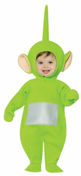 Baby Teletubbies Dipsey Costume