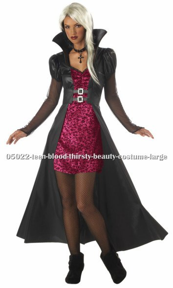 Teen Blood Thirsty Beauty Costume