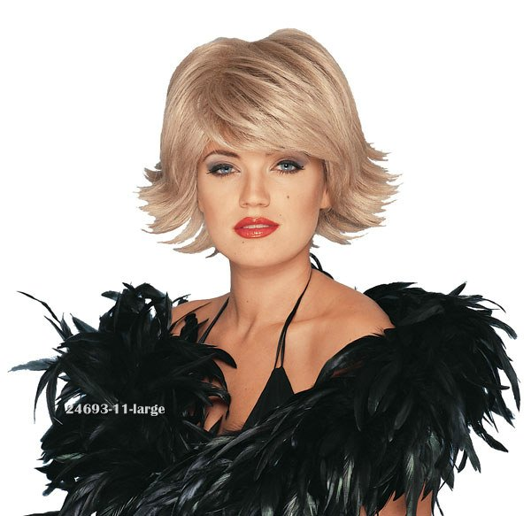 Unisex Couture Wig