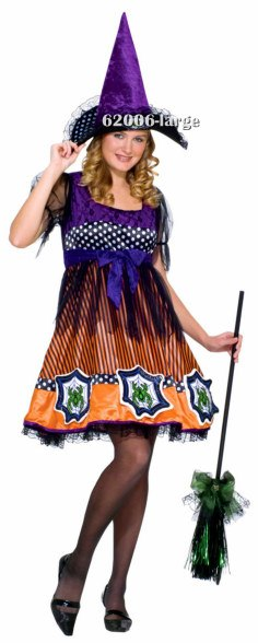 Bewitching Teen Witch Costumes