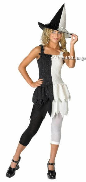Girls and Tween Witch Choice Costume