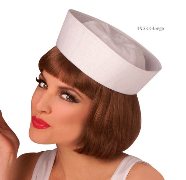 Adult Sailor Hat
