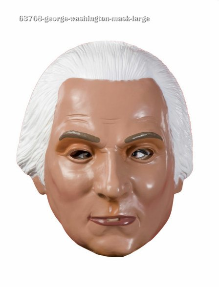 Adult George Washington Mask