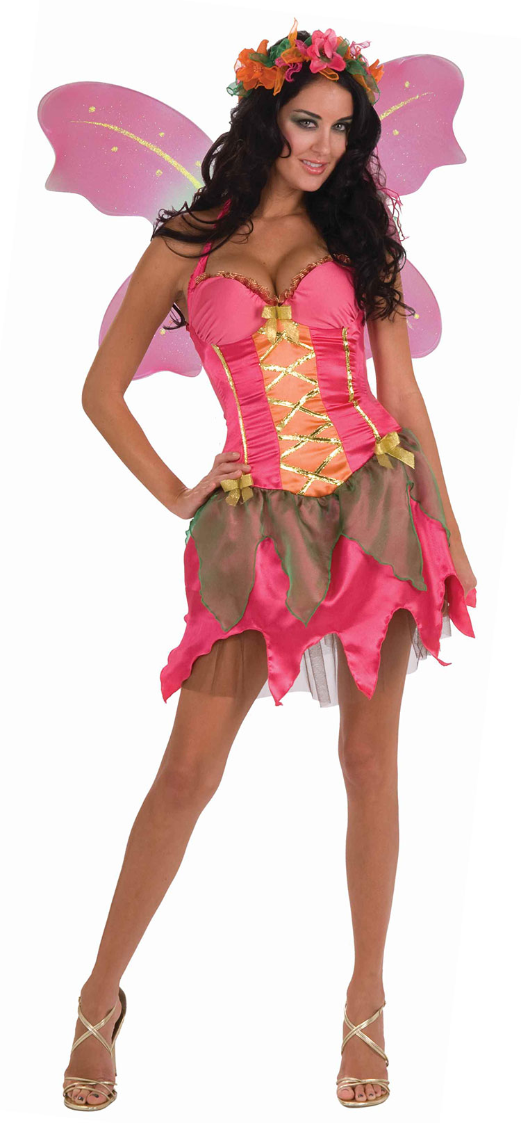 Autumn Garden Fairy Costume