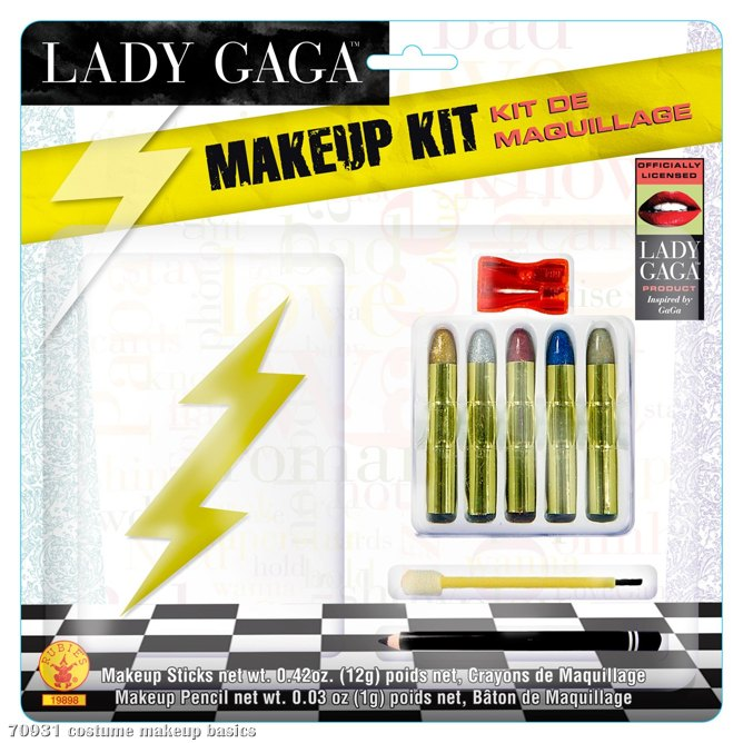 Lady Gaga Lightening Bold Make-Up Kit