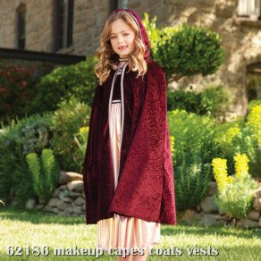 Renaissance Princess Child Cape