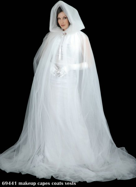 Ghost Adult Cape