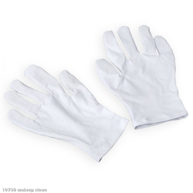 White Gloves (Adult)