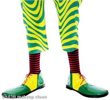 Clown Socks Adult
