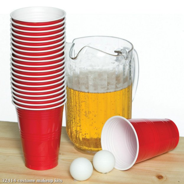 Beer Pong Deluxe Game Kit