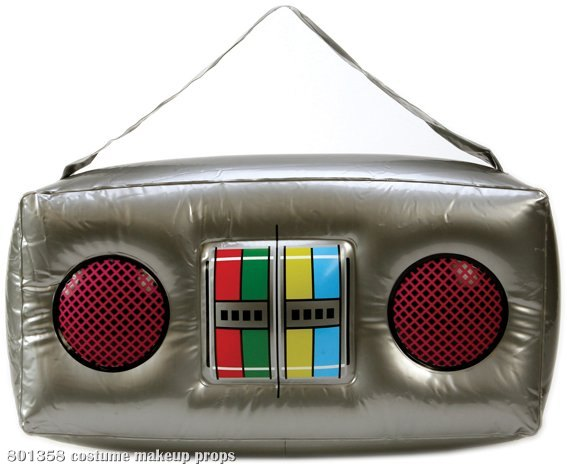 Yo Gabba Gabba! Inflatable Boom Box