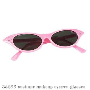 Lady's Pink Sunglasses