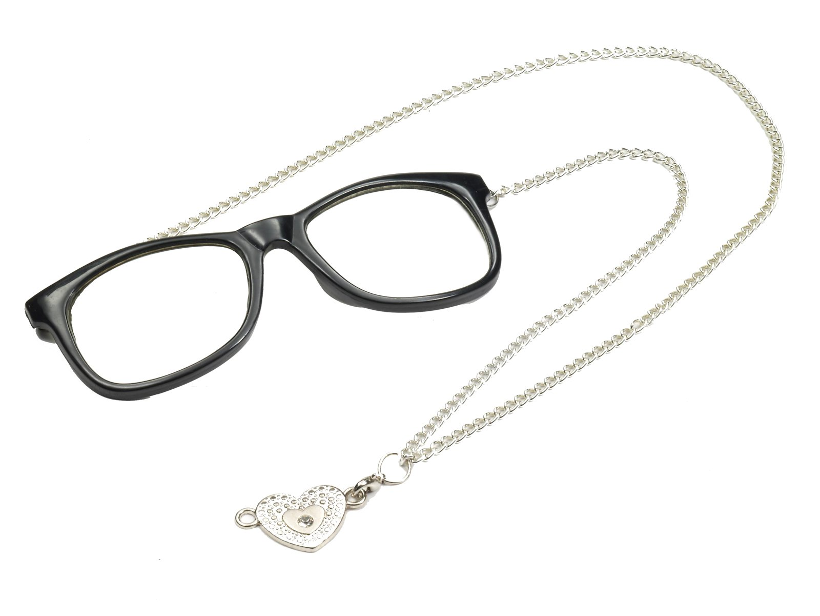 Teacher's Pet Adult Glasses with Chain