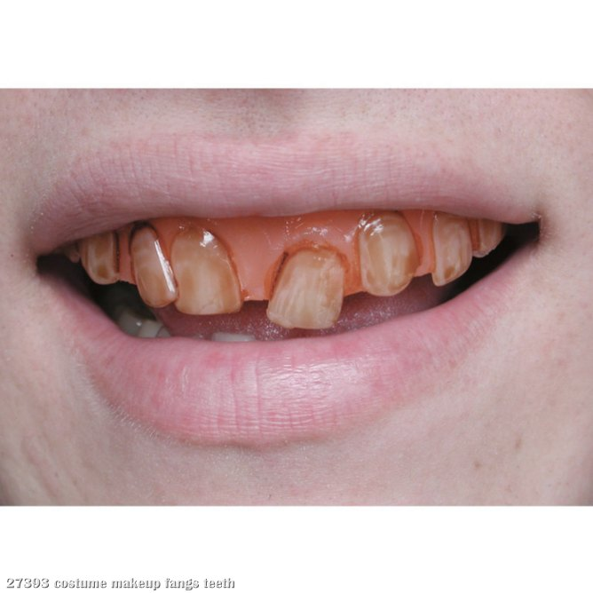 Hillbilly Grillz Teeth