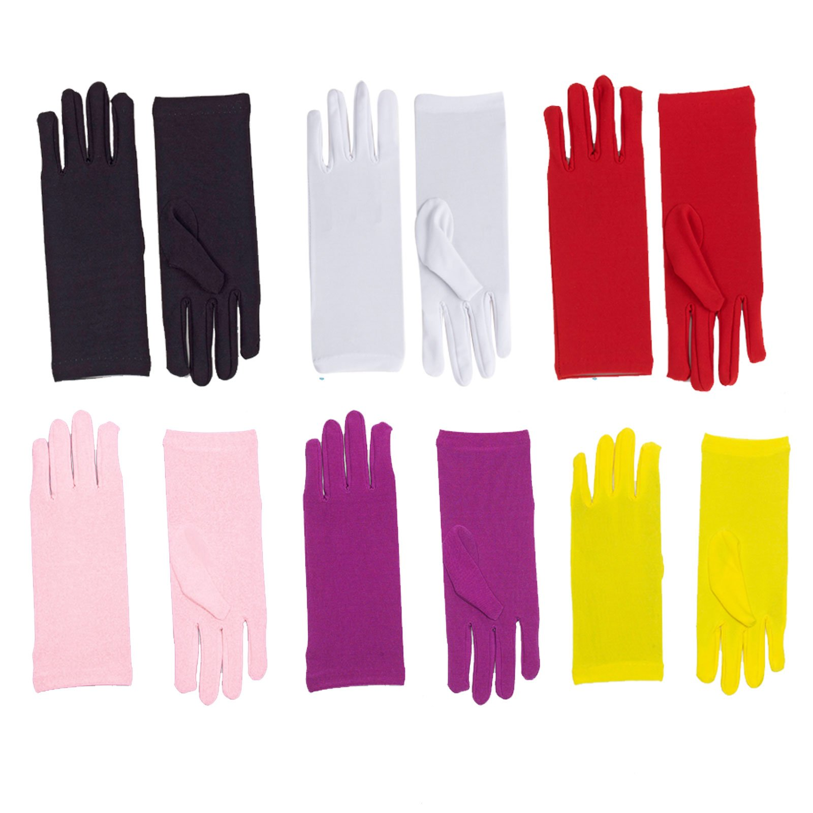 Short Dress Adult Gloves