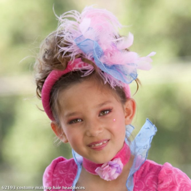 French Princess Child Headband