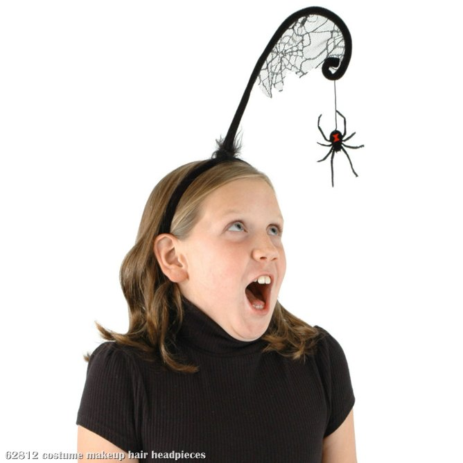 Springy Spider Child Headband