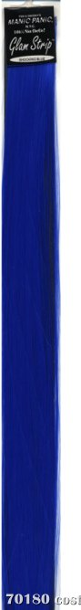 Glam Strips Hair Extension Shocking Blue