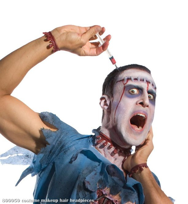 Zombie Syringe Headpiece