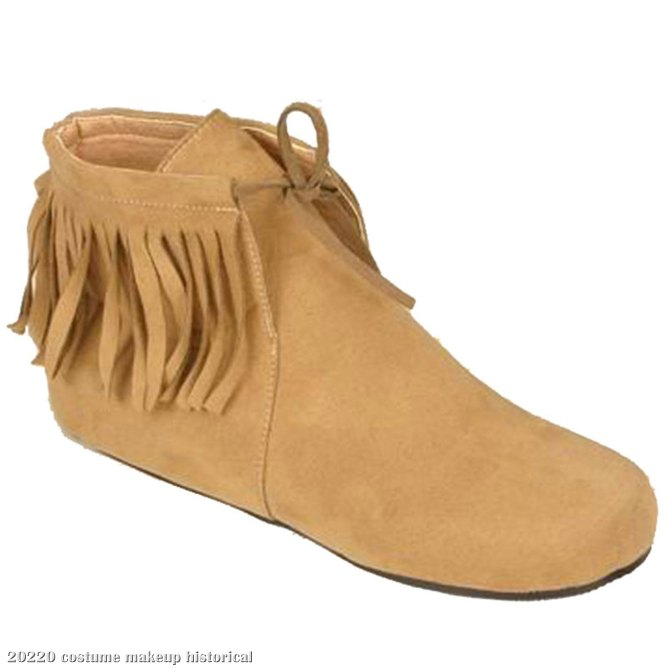 Indian Ankle Child Boots