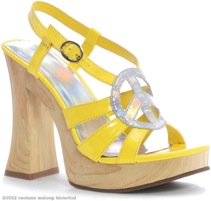 Funk (Yellow) Adult Shoes