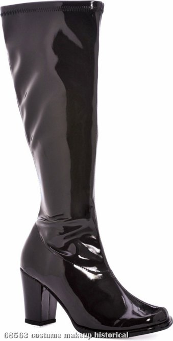 Fab (Black) Adult Boots