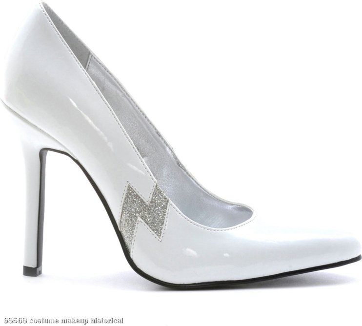 Jem (White) Adult Shoes