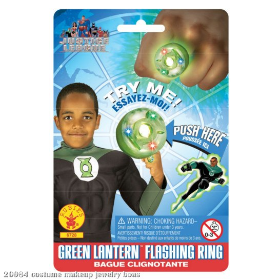 The Green Lantern Ring