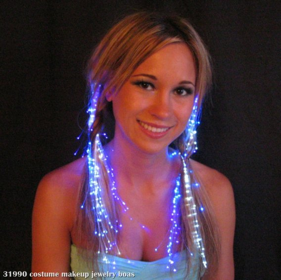 Glowbys Blue Hair Accessory