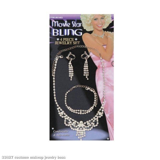 Hollywood Bling Set