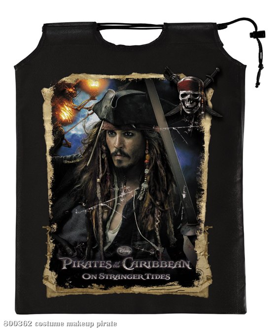 Pirates of the Caribbean 4 On Stranger Tides - Drawstring Treat