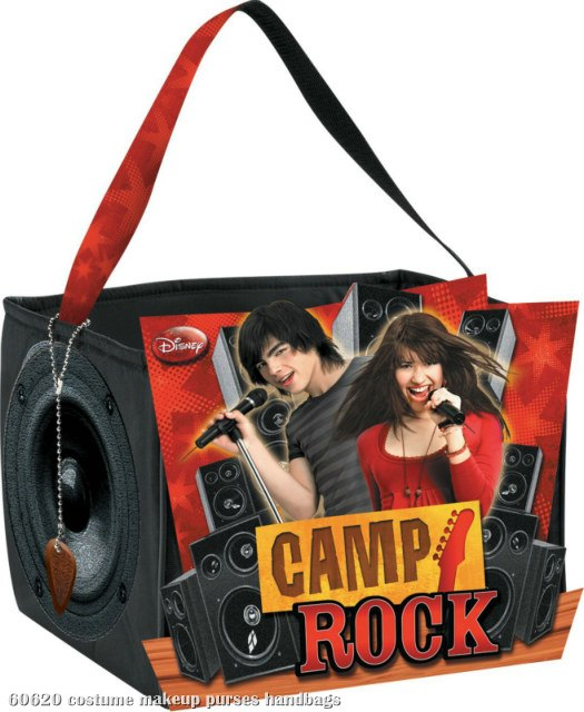 Camp Rock Candy Cube