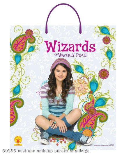 Wizards of Waverly Place Wiz Tech Candy Bag