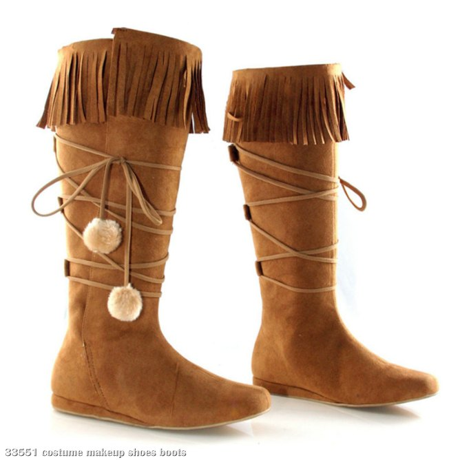 Dakota (Tan) Adult Boots