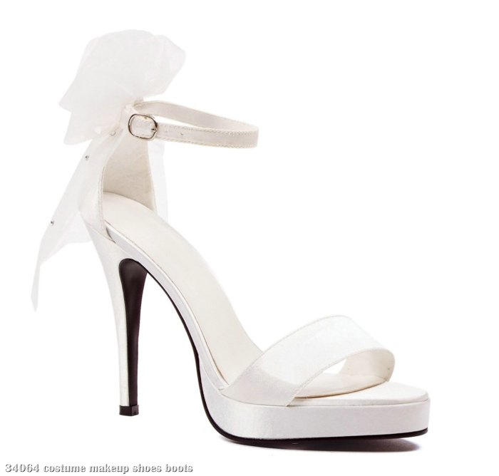 Bride (White) Adult Shoes