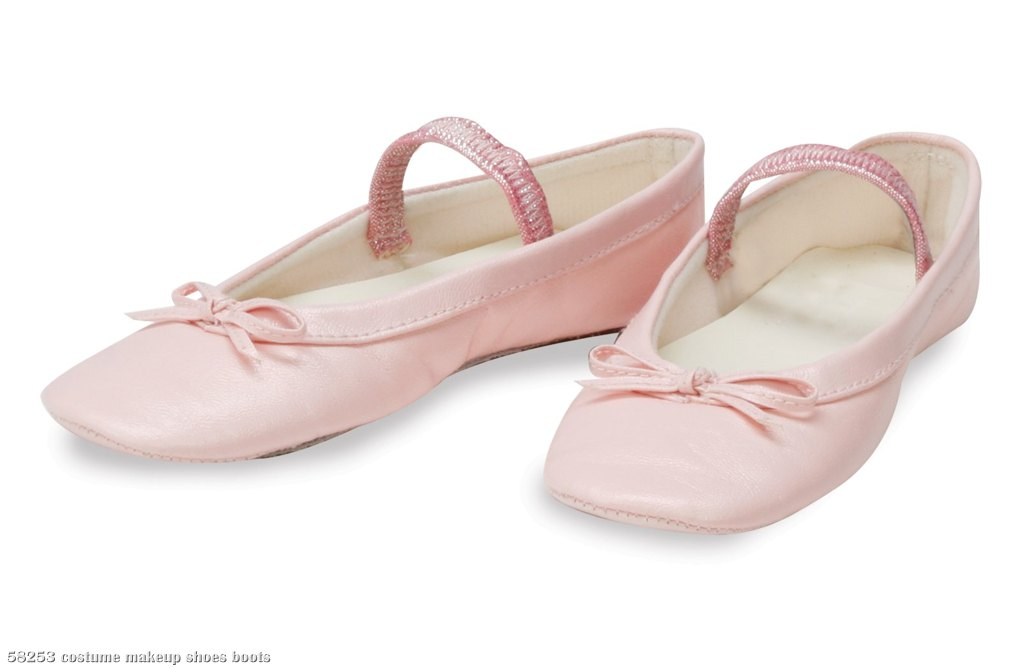 Ballet Slippers (Pink) Child