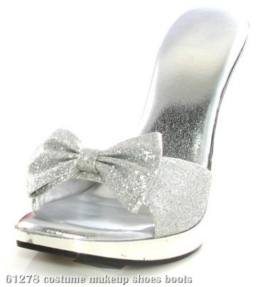Kona (Silver Glitter) Adult Shoes