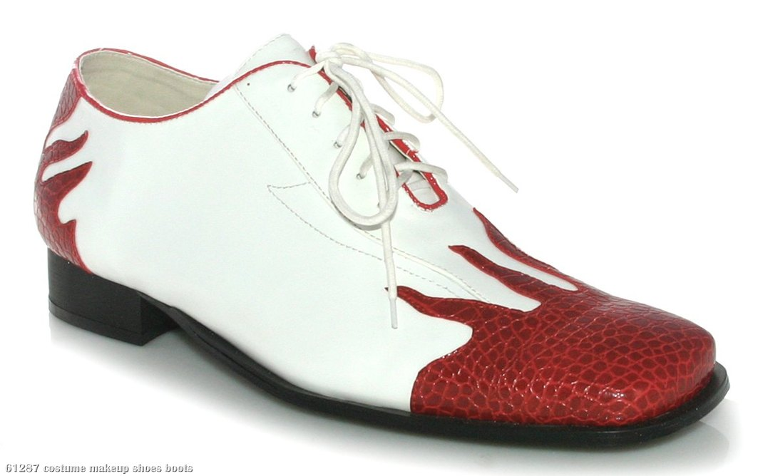 Flame (White) Adult Shoes