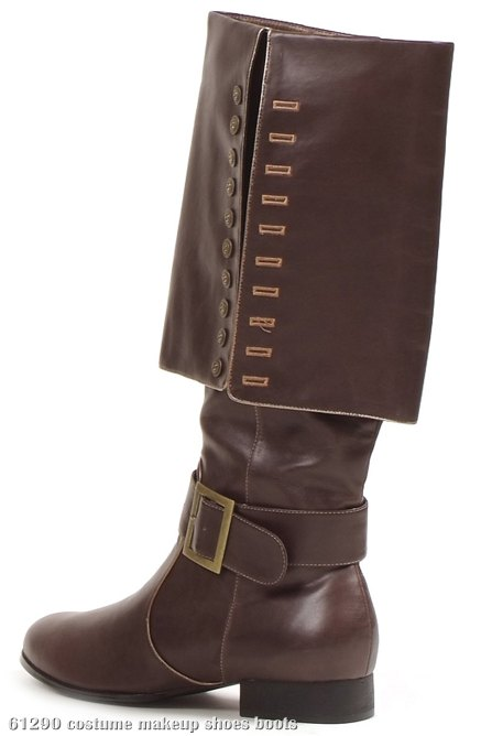 Captain (Brown) Adult Boots