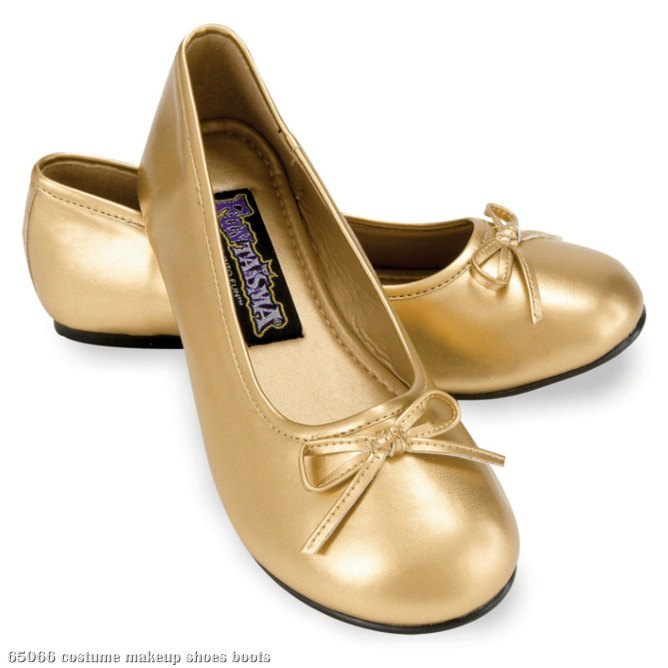 Star (Gold) Adult Shoe
