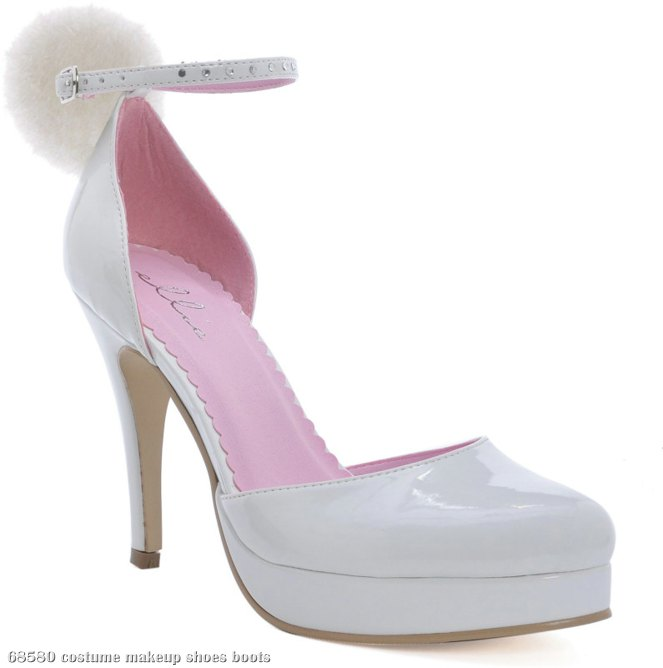 Cottontail Bunny (White) Adult Shoes