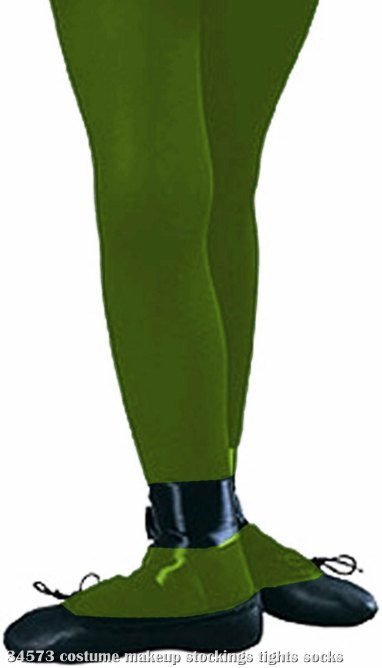 Green Tights - Child