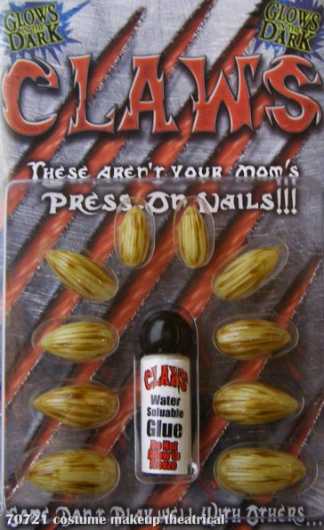 Claw Nails Adult